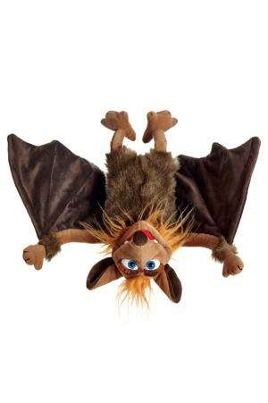 Fledermaus Tamika - Handpuppe von Living Puppets