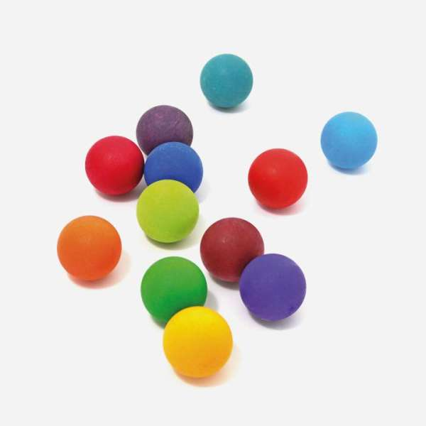 Grimms kleine Regenbogenkugeln, Ø 35 mm im Karton