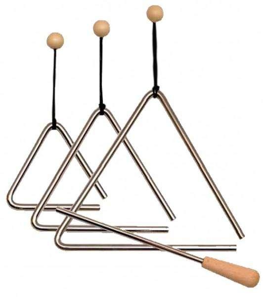 Triangel Schenkellänge 10 cm