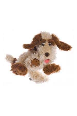 Tillmann der Hund - Handpuppe von Living Puppets