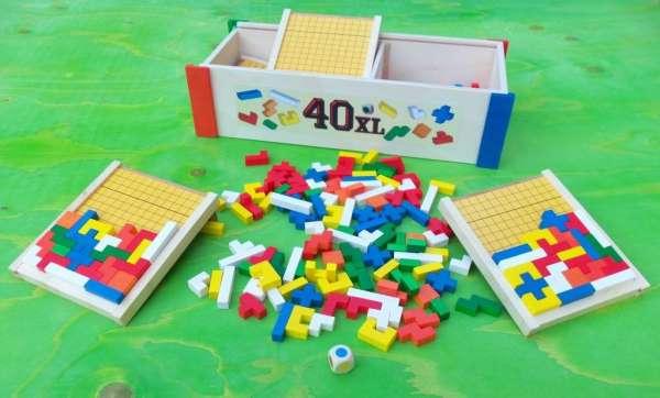 Spiel40 für 2 - 4 Mitspieler