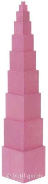 Der rosa Turm