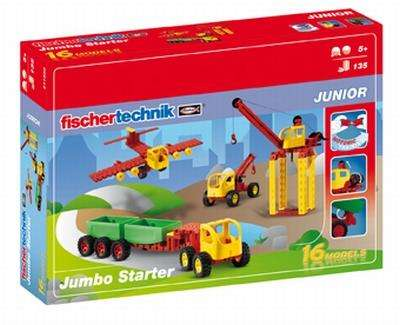 Fischertechnik - Jumbo Starter Set