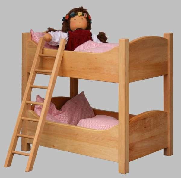 Puppen-Etagenbett