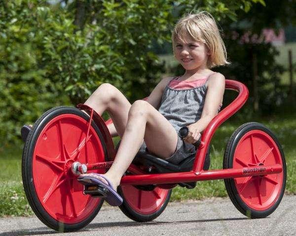 Winther U-Rider für Kinder ab 6 Jahren