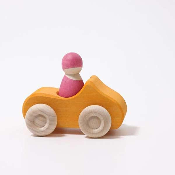 Grimms kleines Cabrio gelb