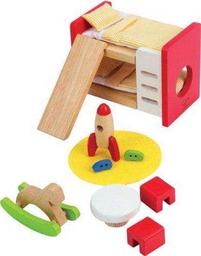 Kinderzimmer fürs Puppenhaus