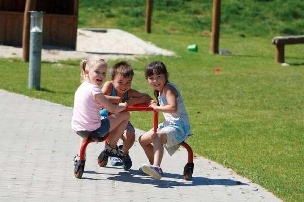 Winther CircleBike für Kinder von 2 - 5 Jahren