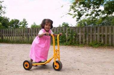 Rabo Dreiroller für Kinder von 1 - 3 Jahren