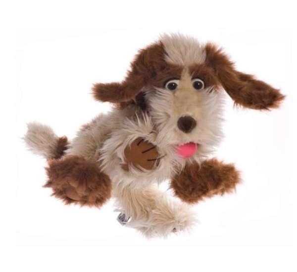 Living Puppets Handpuppe Tillmann der Hund