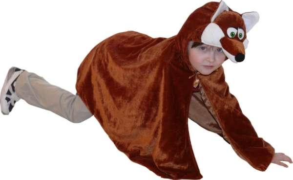 Kostüm-Set Tiere für Kinder 13-teilig