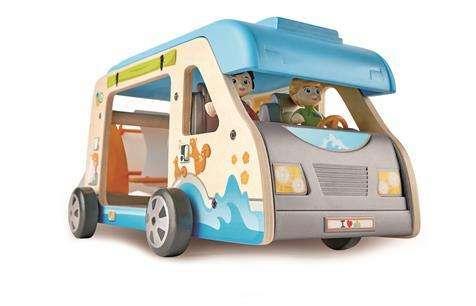 Abenteuer Van - Campingbus mit viel Zubehör