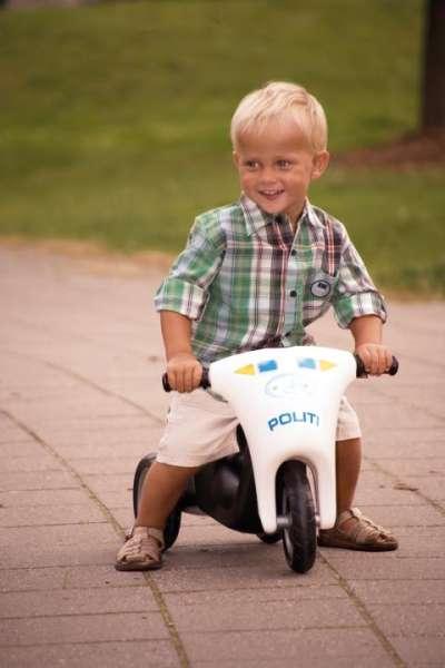 "Polizei ""Scooter"" - Rutschfahrzeug"