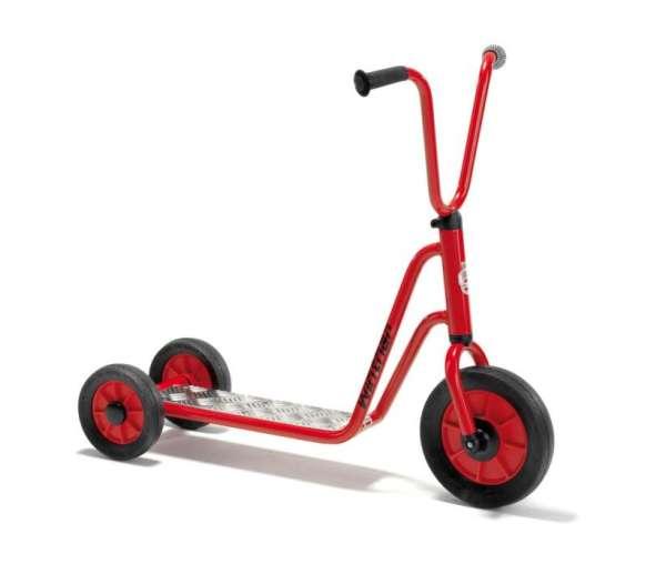 Winther MINI Roller mit 2 Hinterrädern