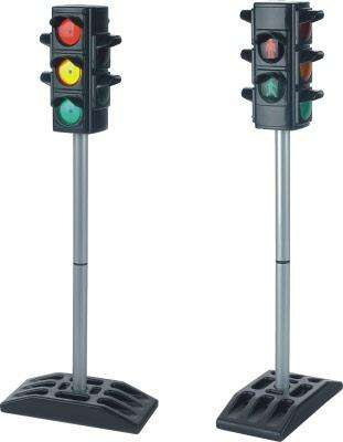 Verkehrsampel mit Funktion