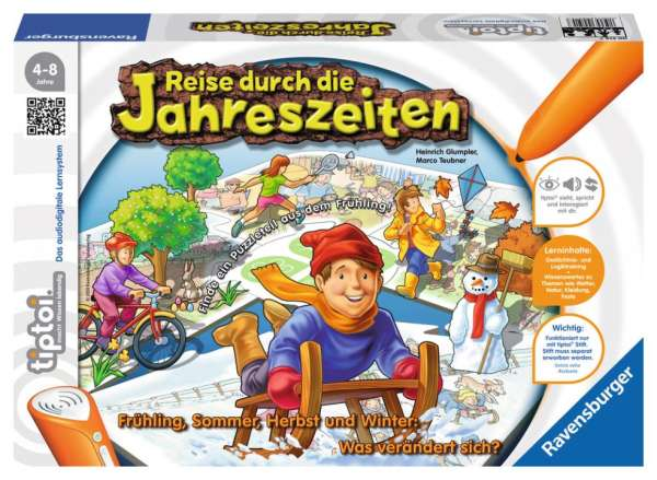 """Ravensburger """"Reise durch die Jahreszeiten"""""""