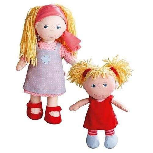 Puppenschwestern Lennja und Elin