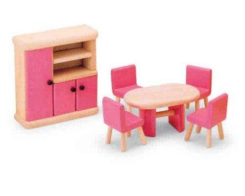 Puppenhaus Esszimmer