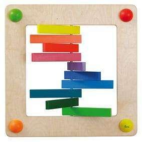 """Wand-Spielelement """"Farbspiel"""""""