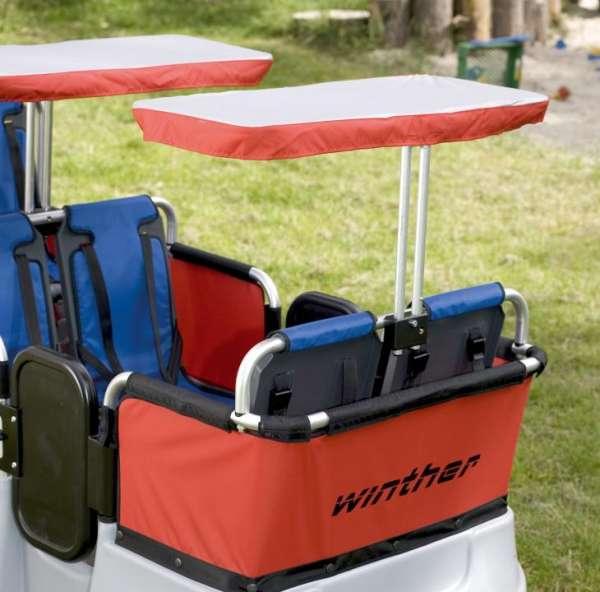 Winther Sonnenschutz für 2 Sitzplätze