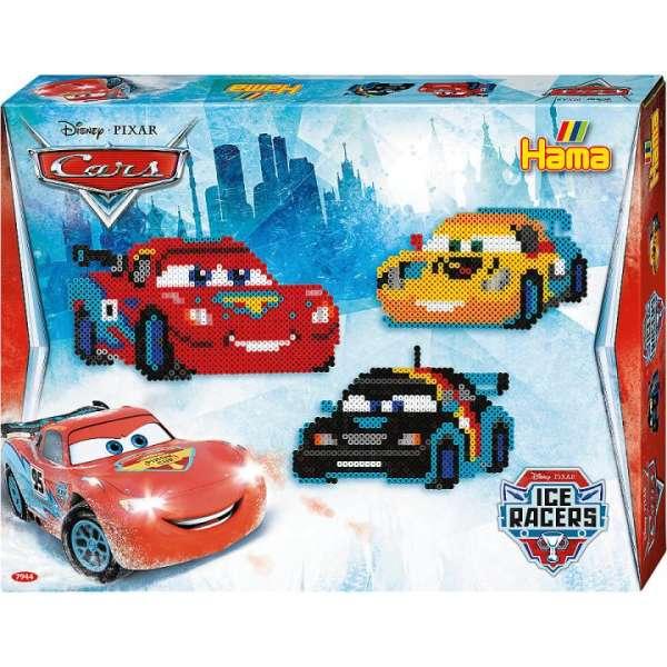 HAMA Bügelperlen midi - Geschenkpackung - Disney Cars