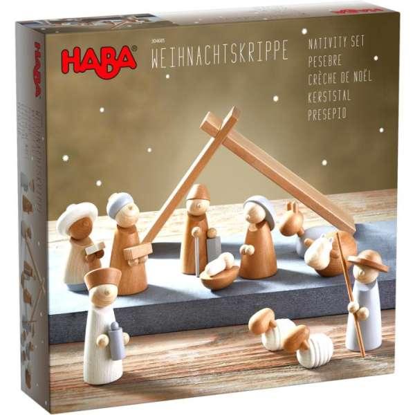 HABA Weihnachtskrippe