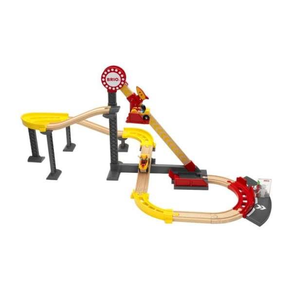 Brio Achterbahn-Set