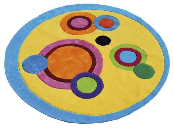 Krabbel- und Spielteppich, Ø 350 cm