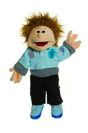 "Living Puppets Handpuppe ""Thilo"" 45 cm"