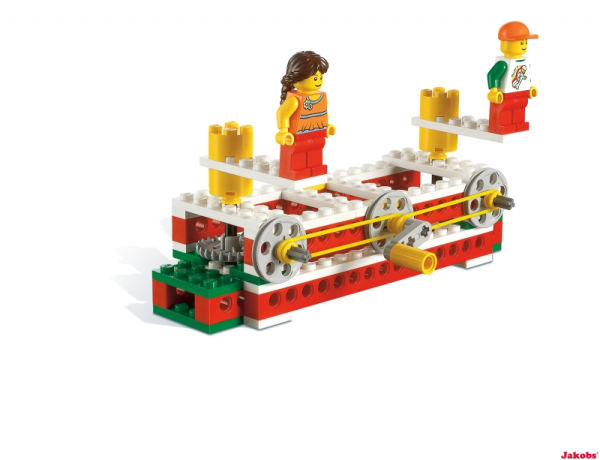 LEGO education - Einfache Mechanik Set