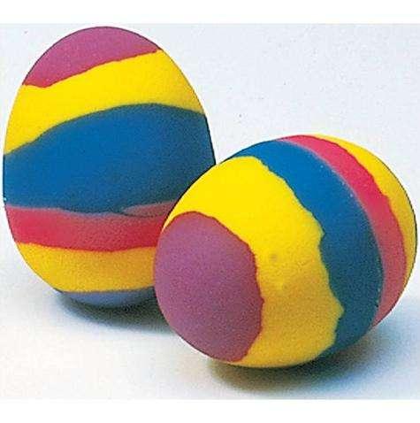Flummy-Eier - Vorteilspackung 24 Stück