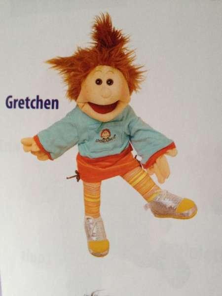 "Living Puppets Handpuppe ""Gretchen"" 45 cm"