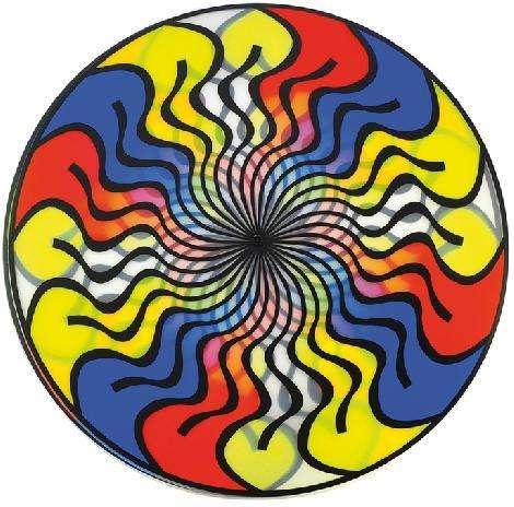 Optisches Rad