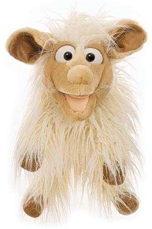 """Living Puppets Handpuppe """"Lucy"""" das Schaf"""