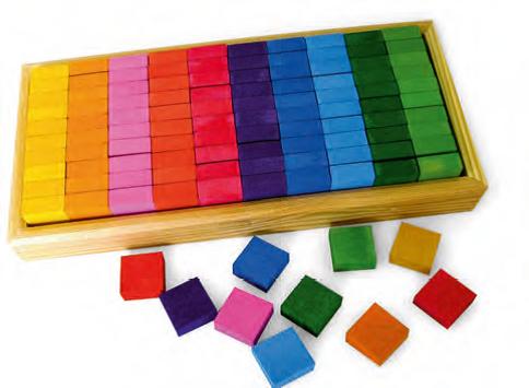 Bausteine - Mosaikplättchen