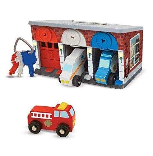 Rettungsdienst Garage