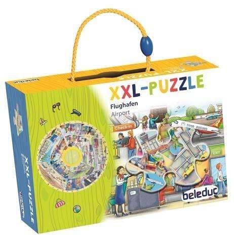 Flughafen - XXL Lernpuzzle