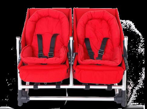 Sitzverkleinerer für Walking Wagon Duo-Babysitz