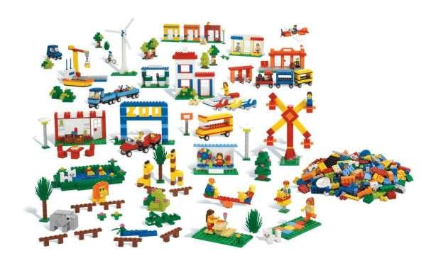 LEGO Grund- und Bauelemente Set 1907 Teile