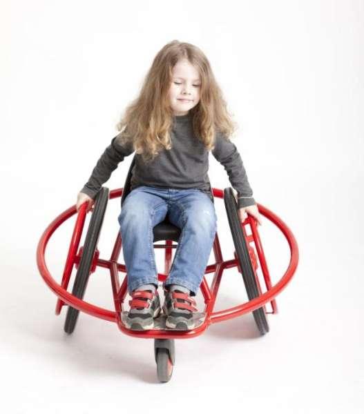 Winther WheelyRider für Kinder von 4 - 10 Jahren