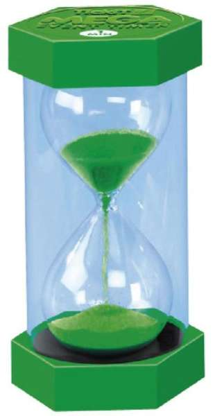 Giga Sanduhr 30 Minuten - grün