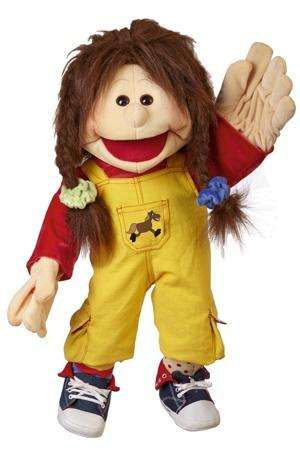 "Living Puppets Handpuppe ""Lou"" 65 cm"