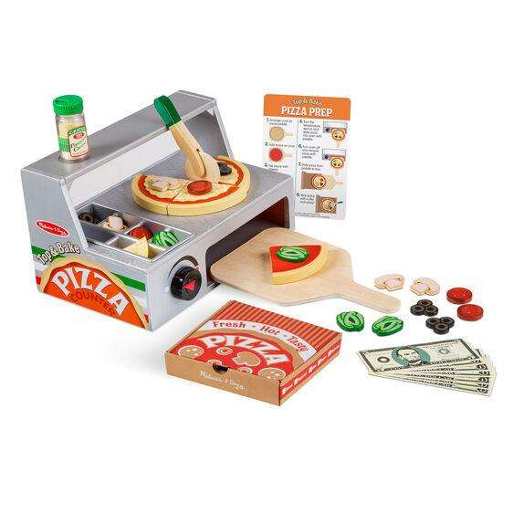 Pizzabäcker Set