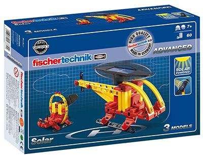 Fischertechnik - Solar - Flieger