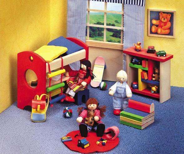 Selecta Ronda Kinderzimmer