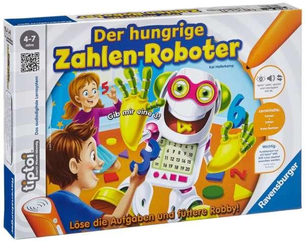 """Ravensburger """"Der hungrige Zahlenroboter"""""""