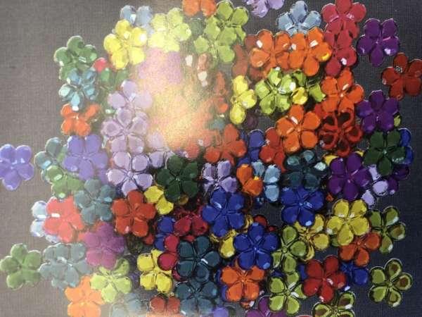 Legematerial Blumenset