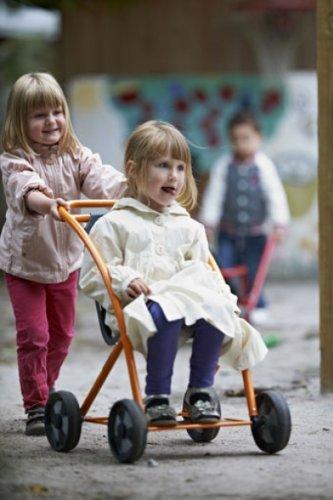 buggy aktiv für kinder ab 3 jahren kinderfahrzeug  kita