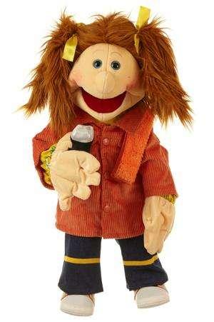 "Living Puppets Handpuppe ""Sophie"" 65 cm"