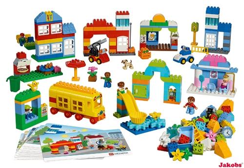LEGO DUPLO Unsere Stadt
